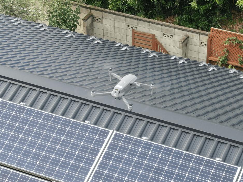 明石・神戸の住まいを守る。ドローン屋根点検は|ワンエココーポレーション
