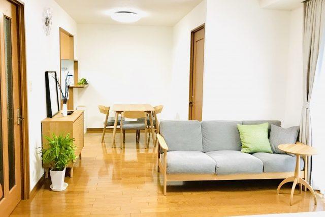 光触媒の部屋